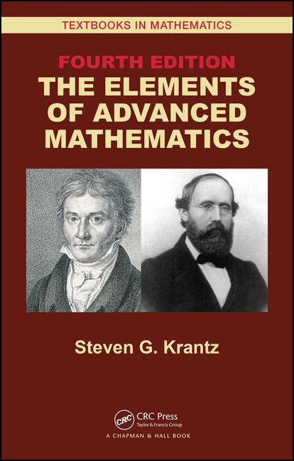 The Elements of Advanced Mathematics 4/E