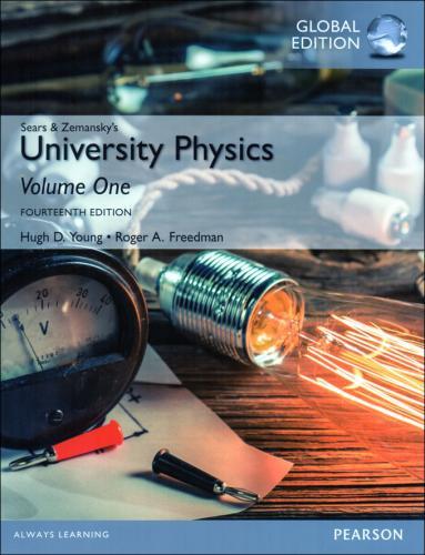 University Physics 14/E - Volume One