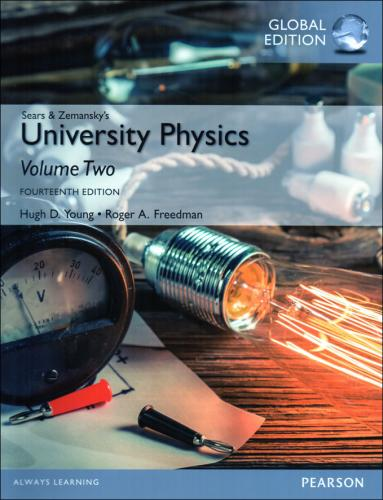 University Physics 14/E - Volume Two