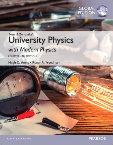 University Physics with Modern Physics 14/E