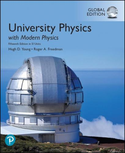 University Physics with Modern Physics 15/E