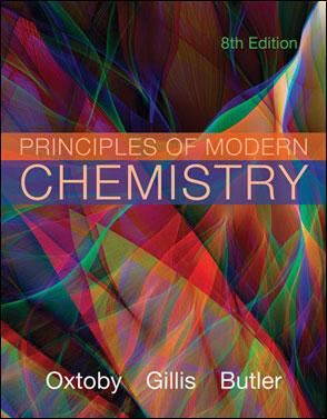 Principles of Modern Chemistry 8E