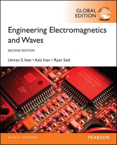 Engineering Electromagnetics and Waves 2/E