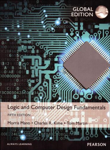 Logic and Computer Design Fundamentals 5/E