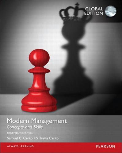Modern Management 14/E