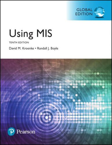 Using MIS 10/E