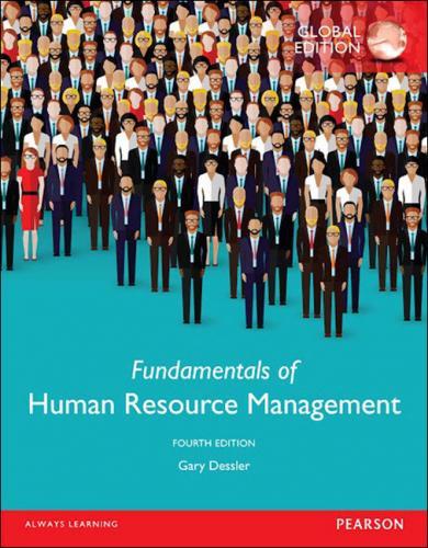 Fundamentals of Human Resource Management 4/E
