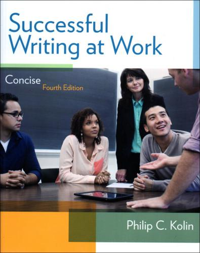 Successful Writing at Work 4/E (Concise)