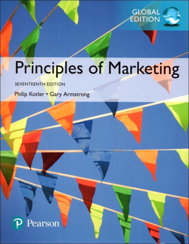 Principles of Marketing 17/E