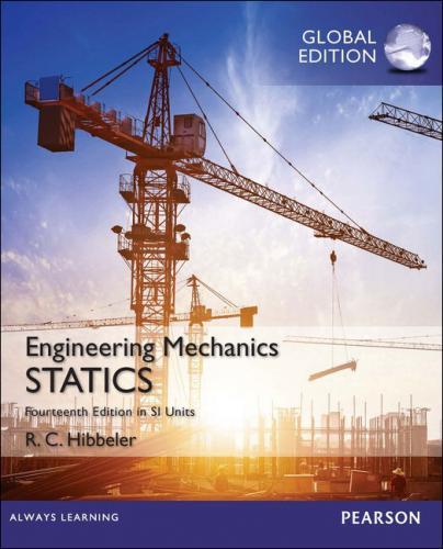 Engineering Mechanics-Statics 14/E (SI Units)