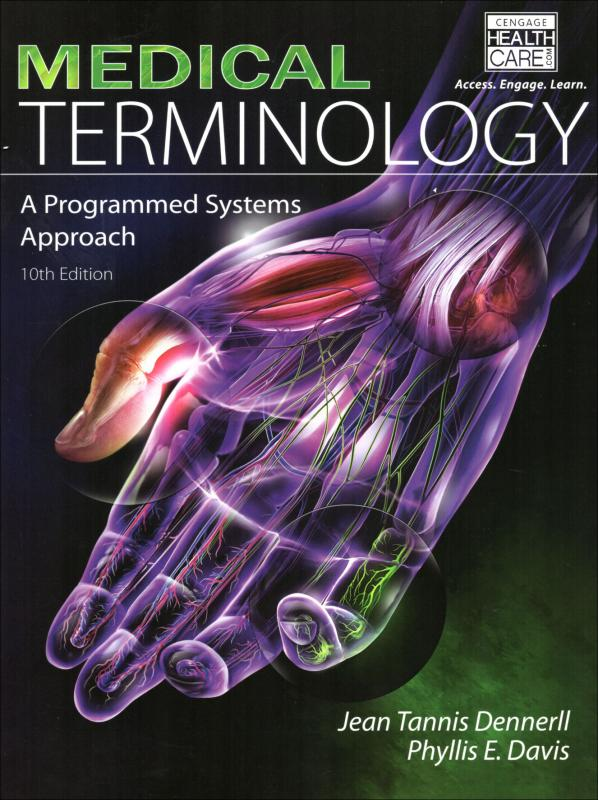 Medical Terminology a Programmed Systems Approach 10/E (活頁紙版)