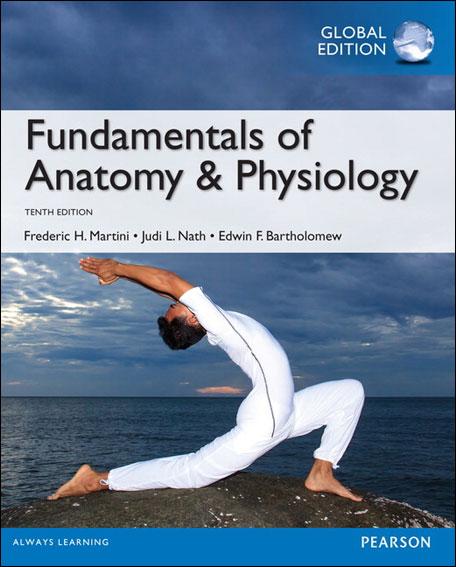 Fundamentals of Anatomy & Physiology 10/E