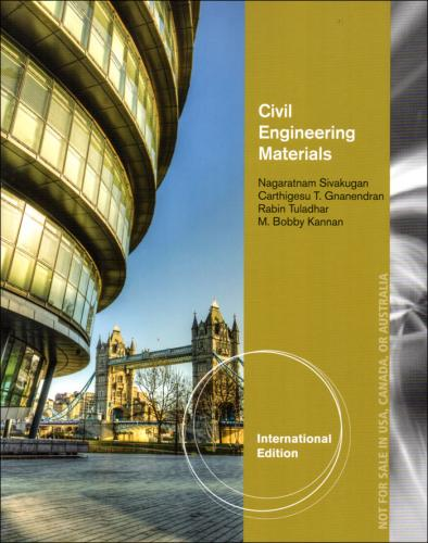 Civil Engineering Materials