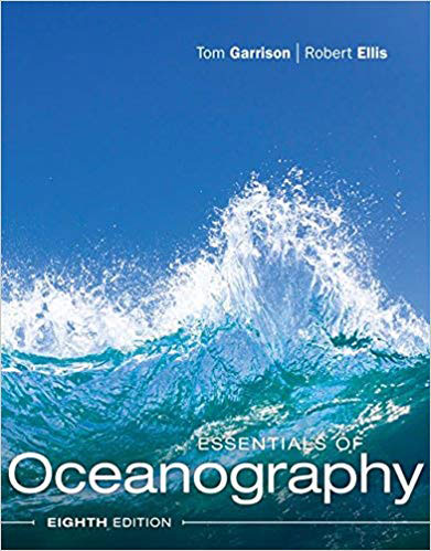 Essentials of Oceanography 8/E
